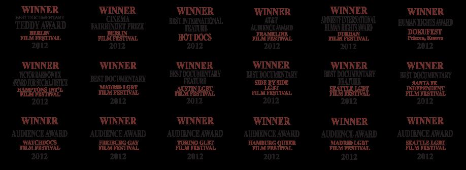 18 awards