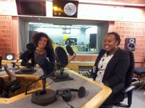 LONDON: Naome Ruzindana joins us for a discussion of the film on the BBC's Woman's House in the runup to the UK theatrical release in November 2012